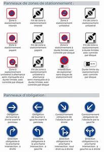 Code De La Route Signalisation : code de la route tout les panneaux familian ~ Maxctalentgroup.com Avis de Voitures