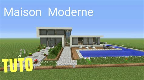 maison moderne minecraft ps3 ventana