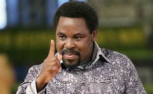 South Africans to Sue Nigerian Pastor TB Joshua ...