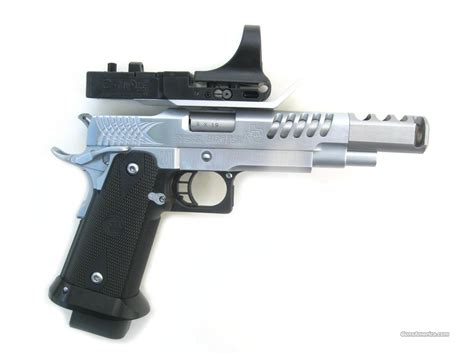 sti steelmaster 9mm t2 hc chrome new fre for sale