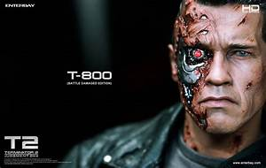 Buy Toys And Models TERMINATOR 2 HD MASTERPIECE STATUE 1
