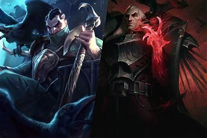 Swain Rework Lol Champions Main Crafted Utterly