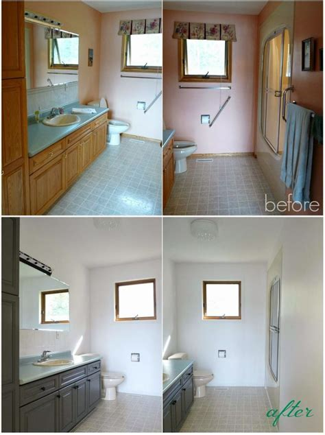 quick, easy, (cheap) and impactful bathroom update!   Home