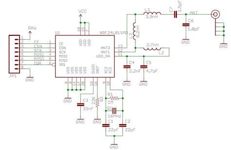 remote control       basic rf circuit