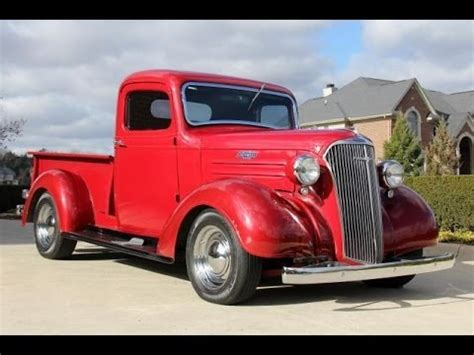 Chevrolet Pickup Truck Test Drive Classic Muscle Car