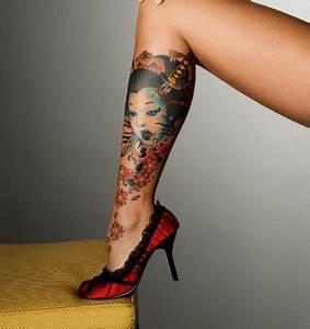 Tatouage Mollet Tribal : tatouage mollet ~ Farleysfitness.com Idées de Décoration