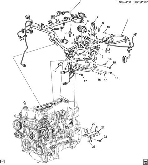 Chevrolet Trailblazer Wiring Harness Diagram