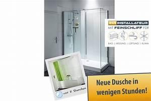 Dusche Statt Badewanne : neue dusche statt alter wanne vorchdorf online ~ Orissabook.com Haus und Dekorationen