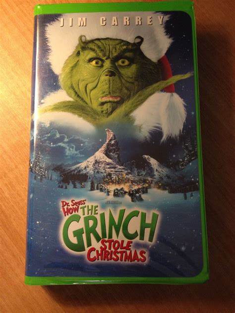 Opening To How The Grinch Stole Christmas Live Action