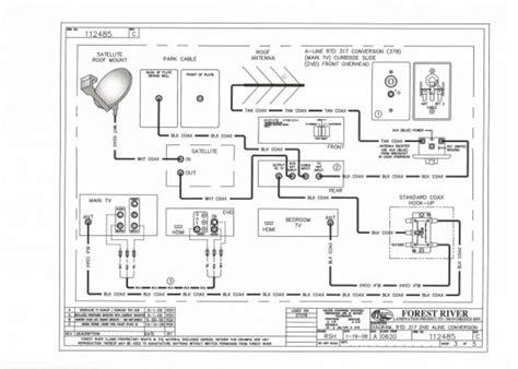 jayco precept cable  satellite wiring diagram