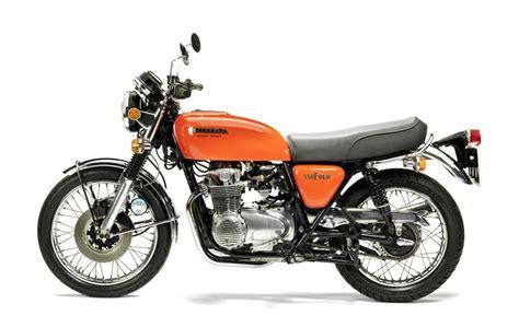 Honda Cb550 by A Brief History Of The Honda Cb550