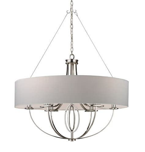 28 quot retrofit drum pendant shade