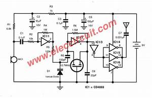 Fm Transmitter Circuit Without Coil