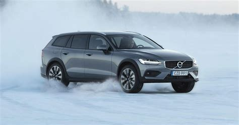 volvo 2020 android 2020 volvo v60 cross country drive review a