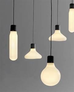 Pendant lighting bulbs : Form pendants by us with love nyigf