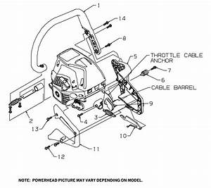 28 Poulan Chainsaw Primer Bulb Diagram