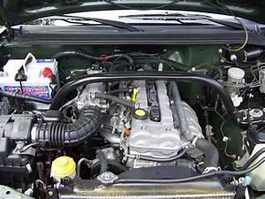 1 6 Liter 16 Valve Engine In A 1995 Geo Tracker