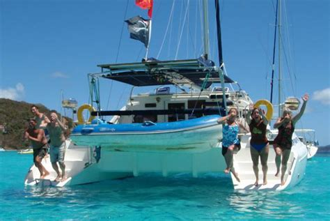 Catamaran Trips Bvi by Bvi Catamaran Charters With Utopia Sailing Guest Comments