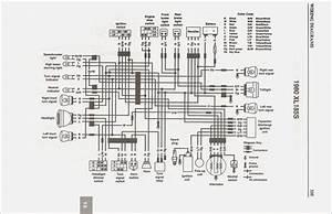 1978 Honda Xl 125 Wiring Diagram  U2013 Vivresaville Com