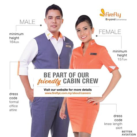cabin crew requirements firefly cabin crew walk in february 2018