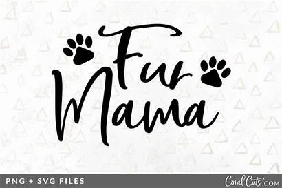 Mama Svg Fur Graphic Thehungryjpeg Cricut Repeat
