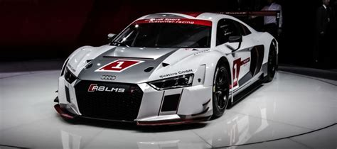 audi race car the new audi r8 lms gt3 race car can be yours for only