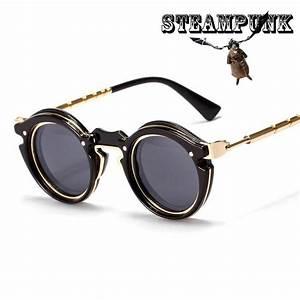 Lunette Soleil Ronde Homme : lunettes soleil originales monture optique et lunette ~ Nature-et-papiers.com Idées de Décoration