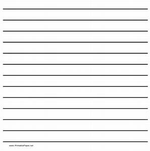 10 writing paper templates free sample example format With handwriting lines template