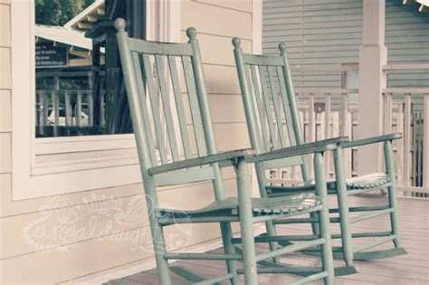 front porch rocking chairs a christian about infertility