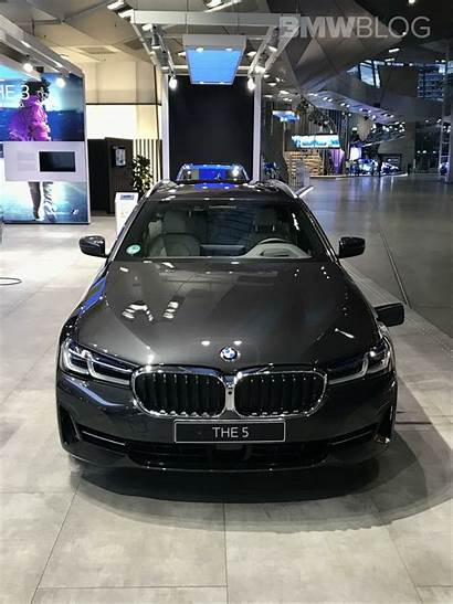 Bmw Series 2021 Facelift Welt Courtesy Updated