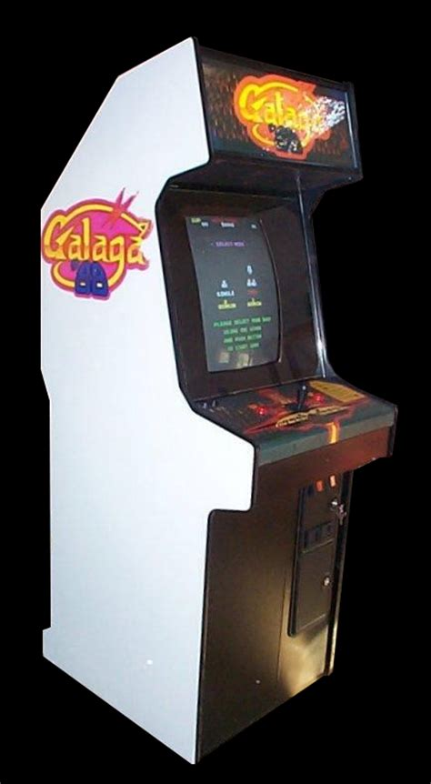 Galaga Arcade Machine by Galaga 88 Rom