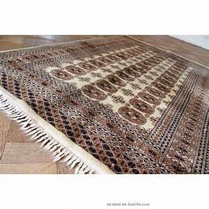 Teppich Maritime Motive : alter gewebter orient teppich buchara jomut motive carpet rug tappeto 200x135cm ~ Sanjose-hotels-ca.com Haus und Dekorationen