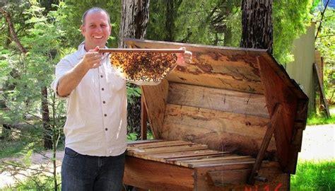 beekeeping naturally promotes  kenyan top bar hive