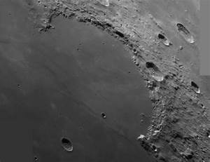 Moon Landing Site through Telescope - Pics about space