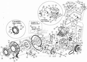 Leaf Blower Engine Diagram