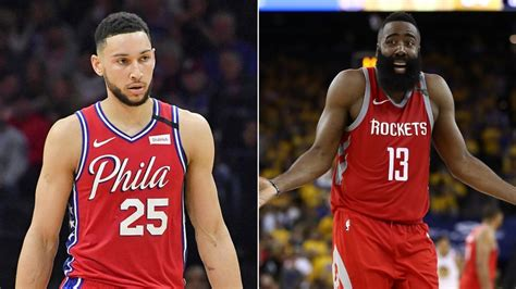 'Sixers could get James Harden and trade Ben Simmons ...