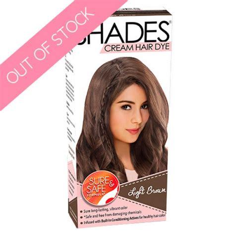 Shades Of Hair Dye by Shades Hair Dye Light Brown
