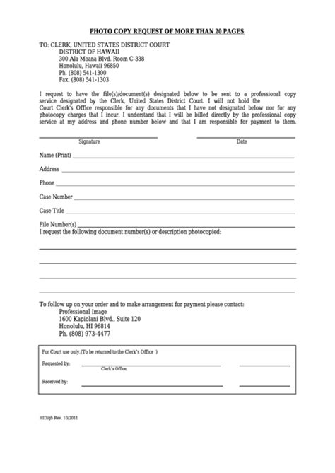 37 hawaii court forms and templates free to in pdf