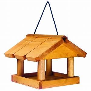 Hanging Bird Table Plans