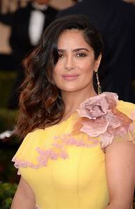 Salma Hayek in Gucci at the 2017 SAG Awards | Tom + Lorenzo