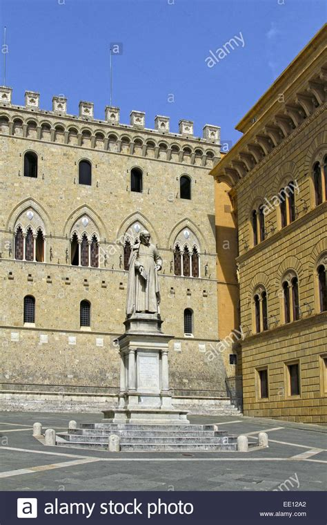 Dei Paschi Di Siena Monte Dei Paschi Di Siena Stock Photos Monte