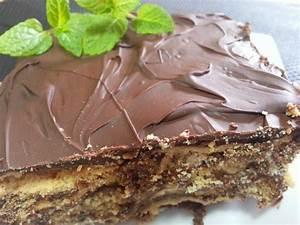 Receta de Tarta de chocolate y galletas SIN HORNO Eureka Recetas