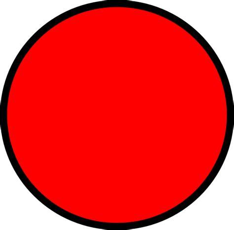 Red Circle Design Clip Art at Clker.com - vector clip art