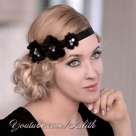 20s Updo Hairstyles by 40 Best 1920s Theme Images On Bridal Hair