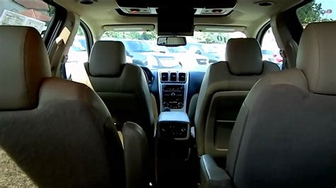 gmc acadia slt  youtube