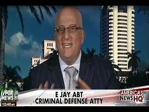 """Jay Abt, Legal Analyst, on """"America's News Headquarters ..."""