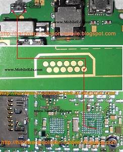 Nokia 5233 Power Switch Key Ways Jumper