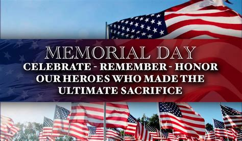 Today We Celebrate, Honor and Remember Our Heroes – SWARK ...