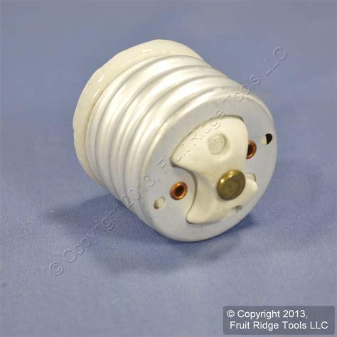 Leviton L Holder Adapter by 10 Leviton Mogul Base To Medium L Holders Light Socket