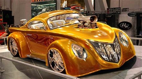 cool golden cars golden page 1